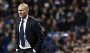 زيدان يوضح موقفه من البقاء مع ريال مدريد