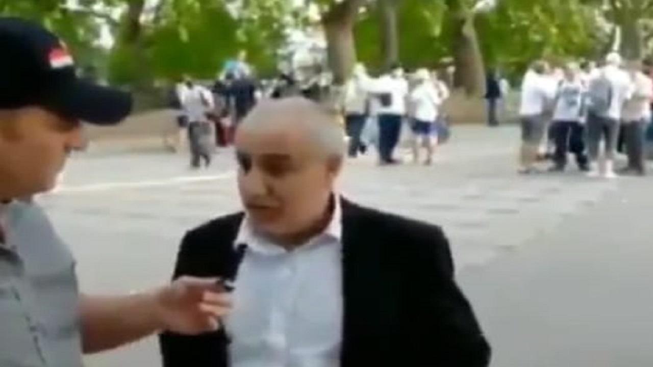 بالفيديو.. عراقي يتحدى إيران: السعوديين أبطال والمملكة أصبحت أفضل من أوروبا