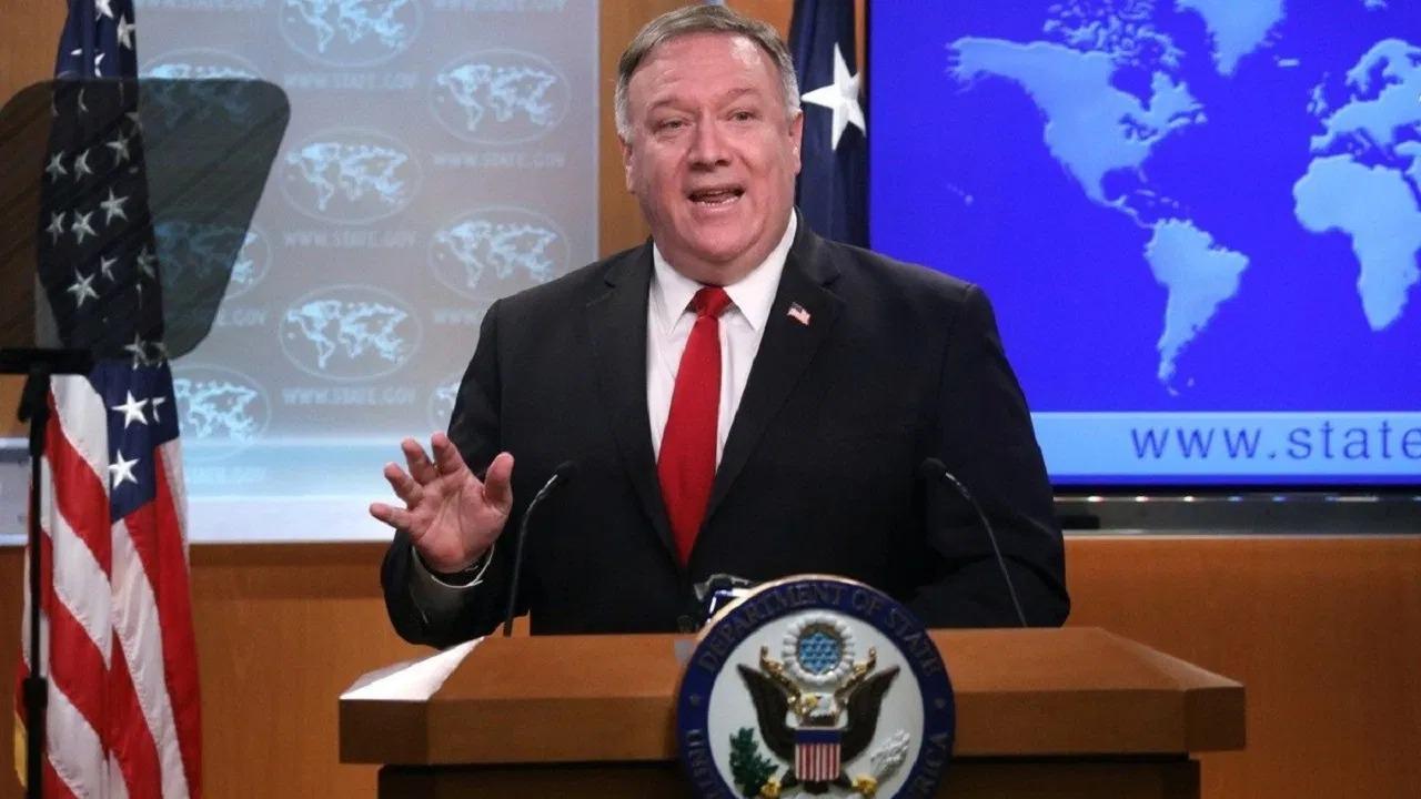 بومبيو يُخير مجلس الأمن ما بين تسليح الإرهابيين أو مساندة الخليج