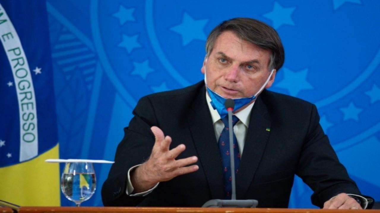 الرئيس البرازيلي: الجميع سيصابون بعدوى الفيروس