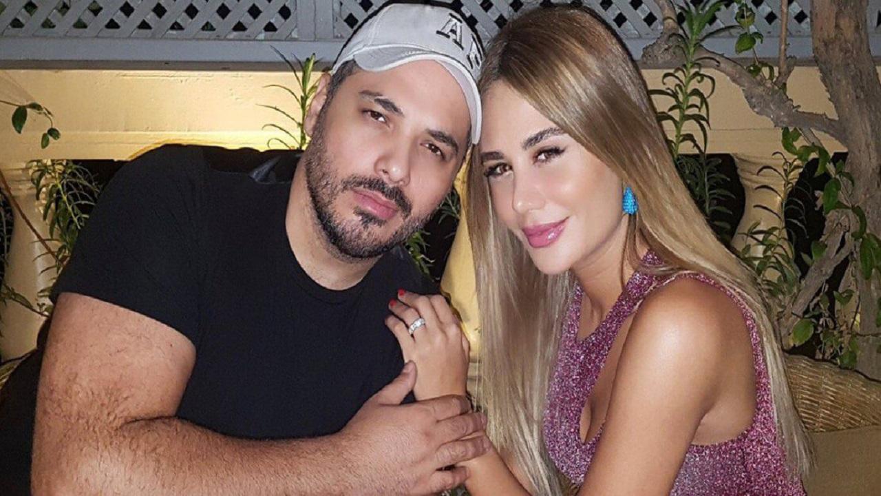 """زوجة رامي عياش بعد إصابتها في انفجار بيروت: """" قلبنا عم يتقطع """""""