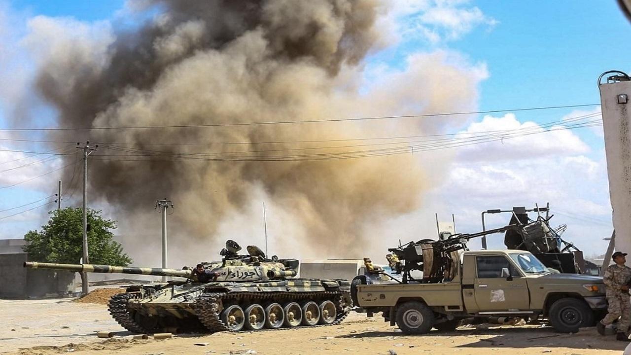وقف إطلاق النار في كامل الأراضي الليبية