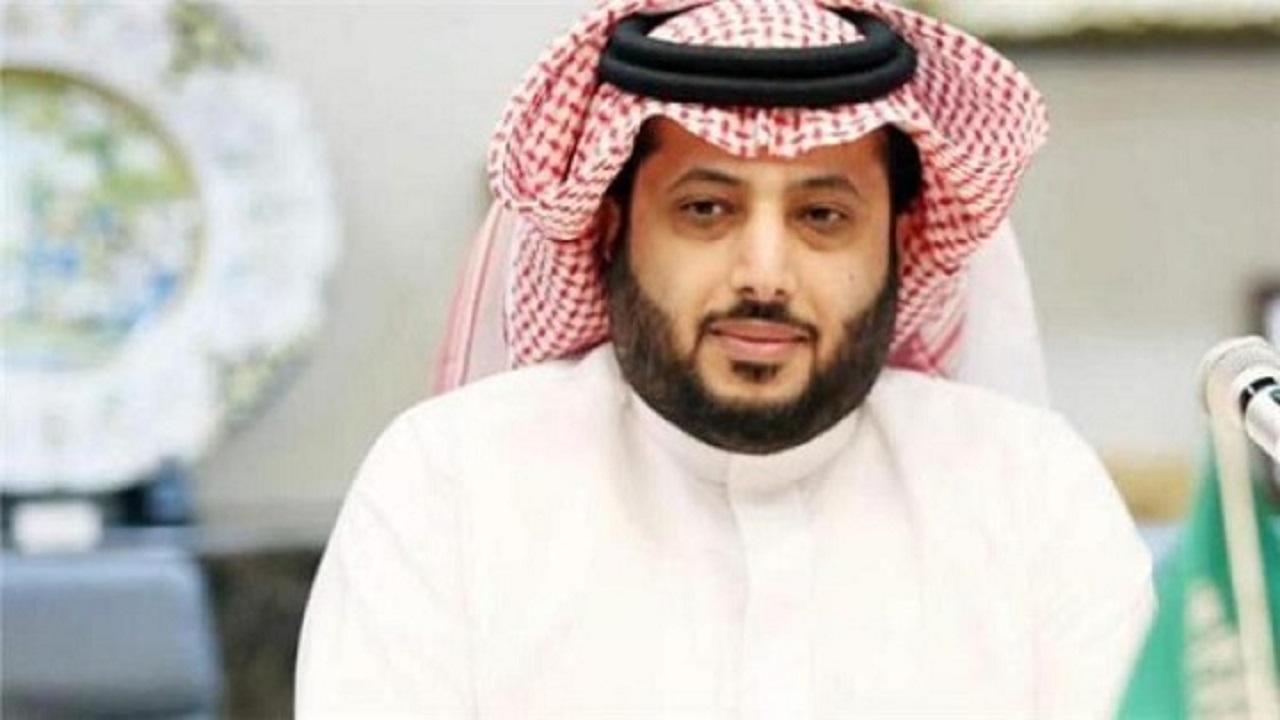 أنباء عن مغادرة تركي آل الشيخ لأمريكا لإجراء فحوصات طبية