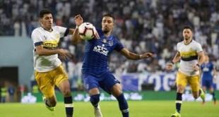 النصر يُطالب بإخضاع لاعبيه ولاعبي الهلال لاختبار المنشطات قبل الديربي