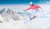 قصة أول طفلة من المملكة تحصد ميدالية برياضة التزلج