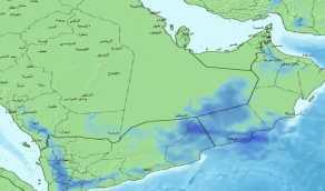 بالصور.. «الحصيني» يتوقع أمطار ورياح على عدة مناطق