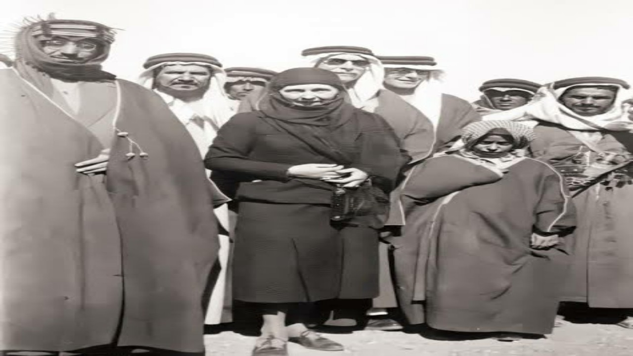 حقيقة زواج الأميرة نورة شقيقة الملك عبدالعزيز من عجلان صحيفة صدى الالكترونية