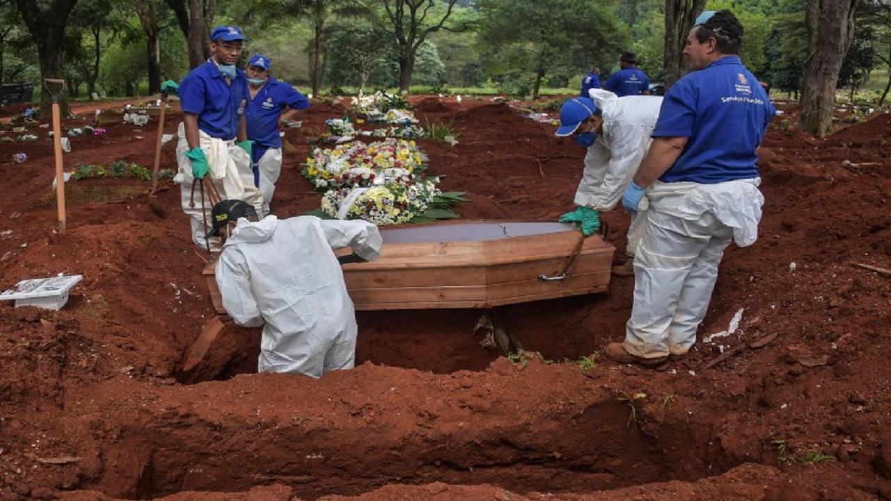 البرازيل تسجل رقمًا مخيفًا للإصابات والوفيات خلال 24 ساعة