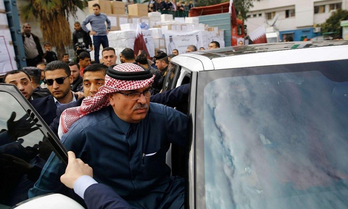 فشل مهمة المبعوث القطري في غزة