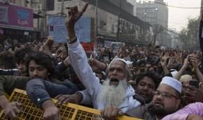 مقتل 3 أشخاص في احتجاجات على منشور مسيء للرسول في الهند