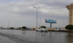 استمرار الأمطار الرعدية على 5 مناطق بالمملكة غدًا