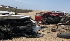 وفاة وإصابة 7 أشخاص في حادثة تصادم طريق الساحل مقابل الكورنيش الجنوبي