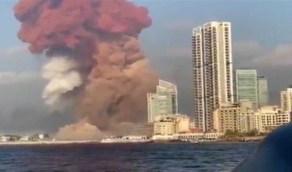 حمض النيتريك يقف وراء الانفجار المروع في بيروت