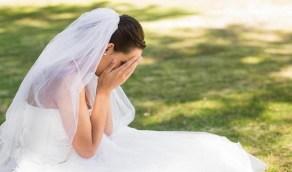 عروس تطرد امها ليلة زفافها بسبب حديثها مع المعازيم !