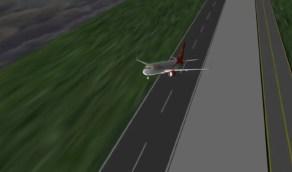 بالفيديو.. إعادة تجسيد حادث تحطم الطائرة الهندية وانشطارها إلى نصفين