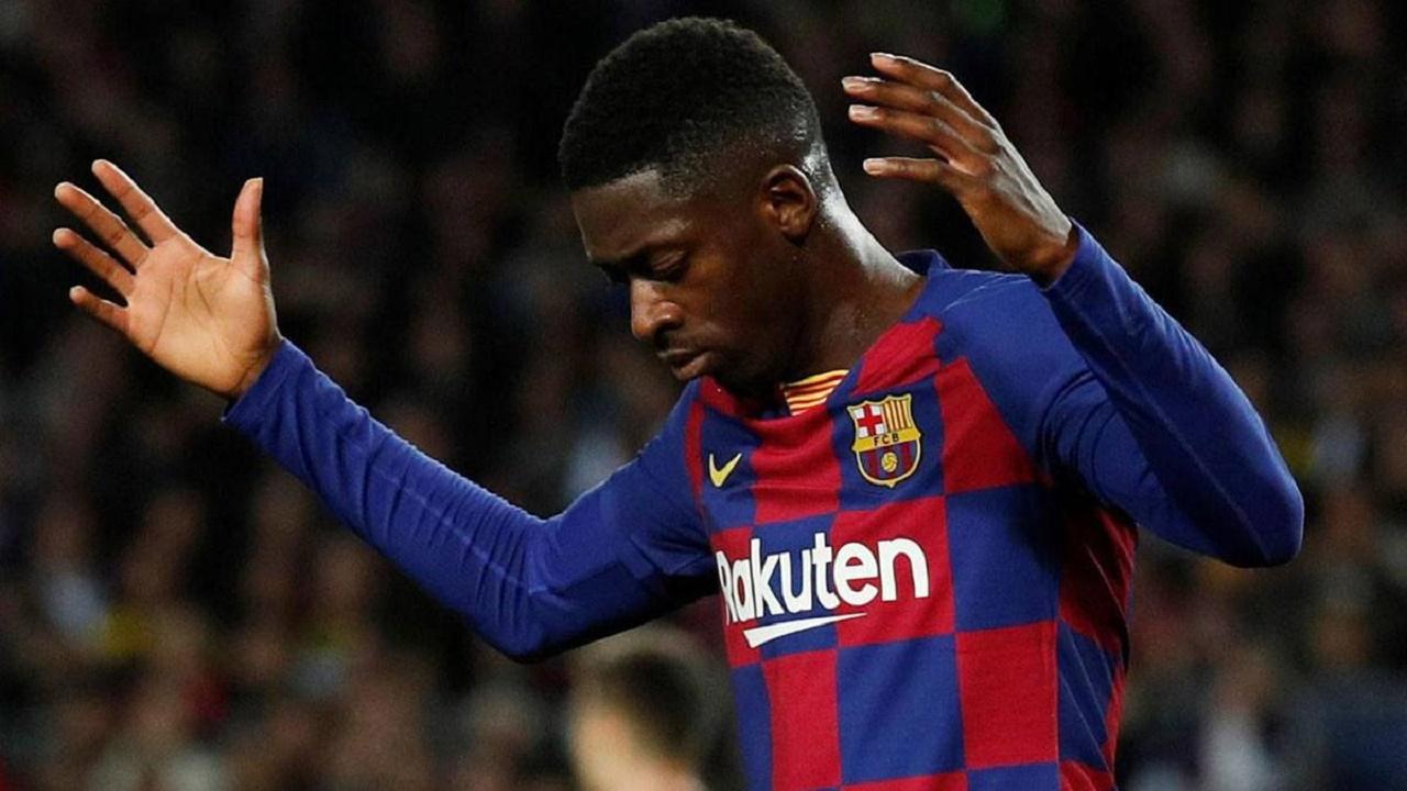برشلونة لم يفرط في ديمبلي رغم كثرة إصاباته