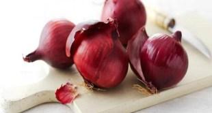 9 فوائد للبصل الأحمر منها المحافظة على صحة القلب