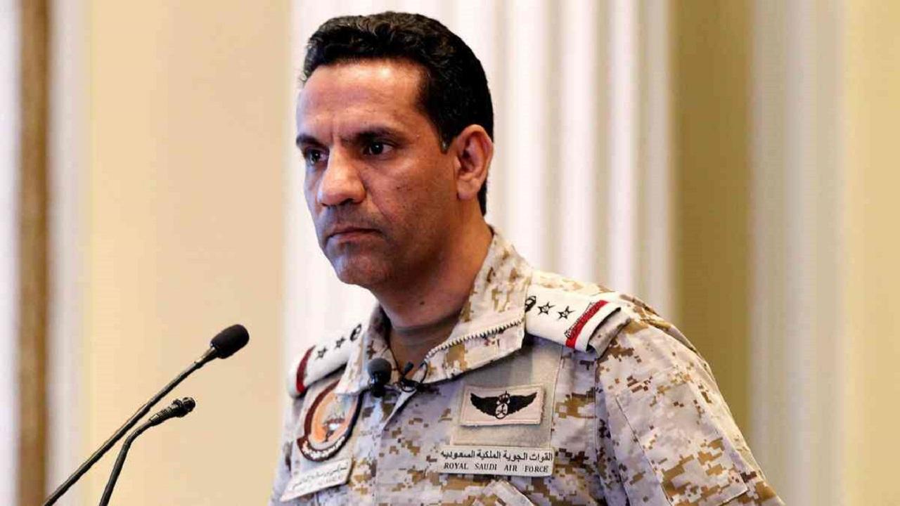 التحالف العربي يُعلن اعتراض وتدمير طائرة مفخخة أطلقها الحوثيون باتجاه المملكة