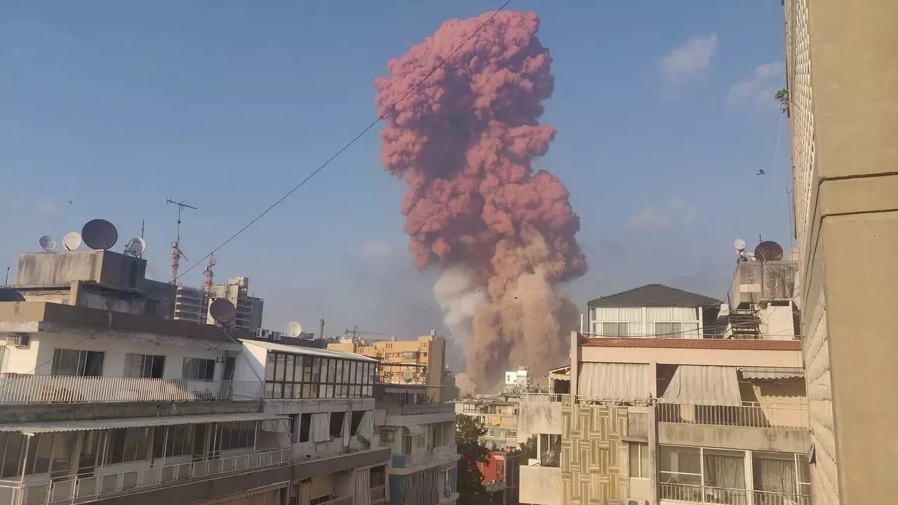 إعلان حالة الطوارئ لمدة أسبوعين في بيروت
