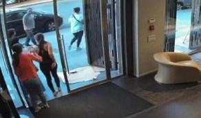 فيديو صادم في متجر لحظة وقوع انفجار بيروت