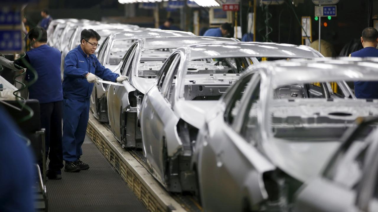 الصين تطيح بأمريكا واليابان وتتصدر الدول المنتجة للسيارات عالمياً