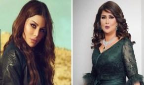 نوال الكويتية لهيفاء وهبي: حمدالله على سلامتكم وسلامة لبنان