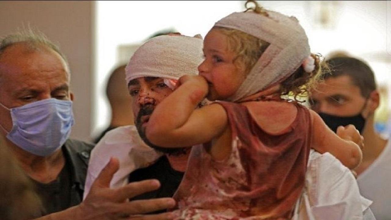 ارتفاع ضحايا انفجار بيروت إلى 220 قتيلا