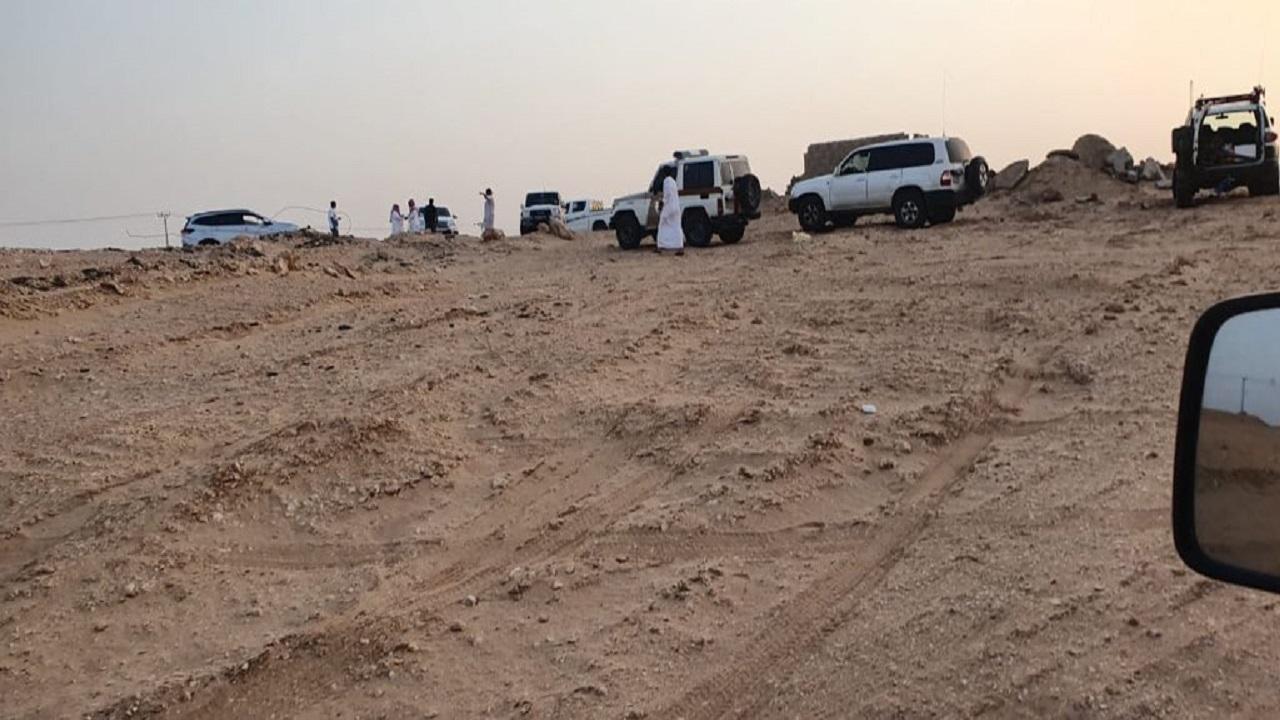 مواطن يعثر على مفقود بيشة متوفى في الصحراء