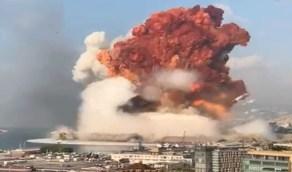 ارتفاع ضحايا تفجير بيروت إلى 154 شخصًا