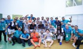 «بن نافل» يحتفل برباعية الهلال: «ما زال أمامنا سبع جولات»