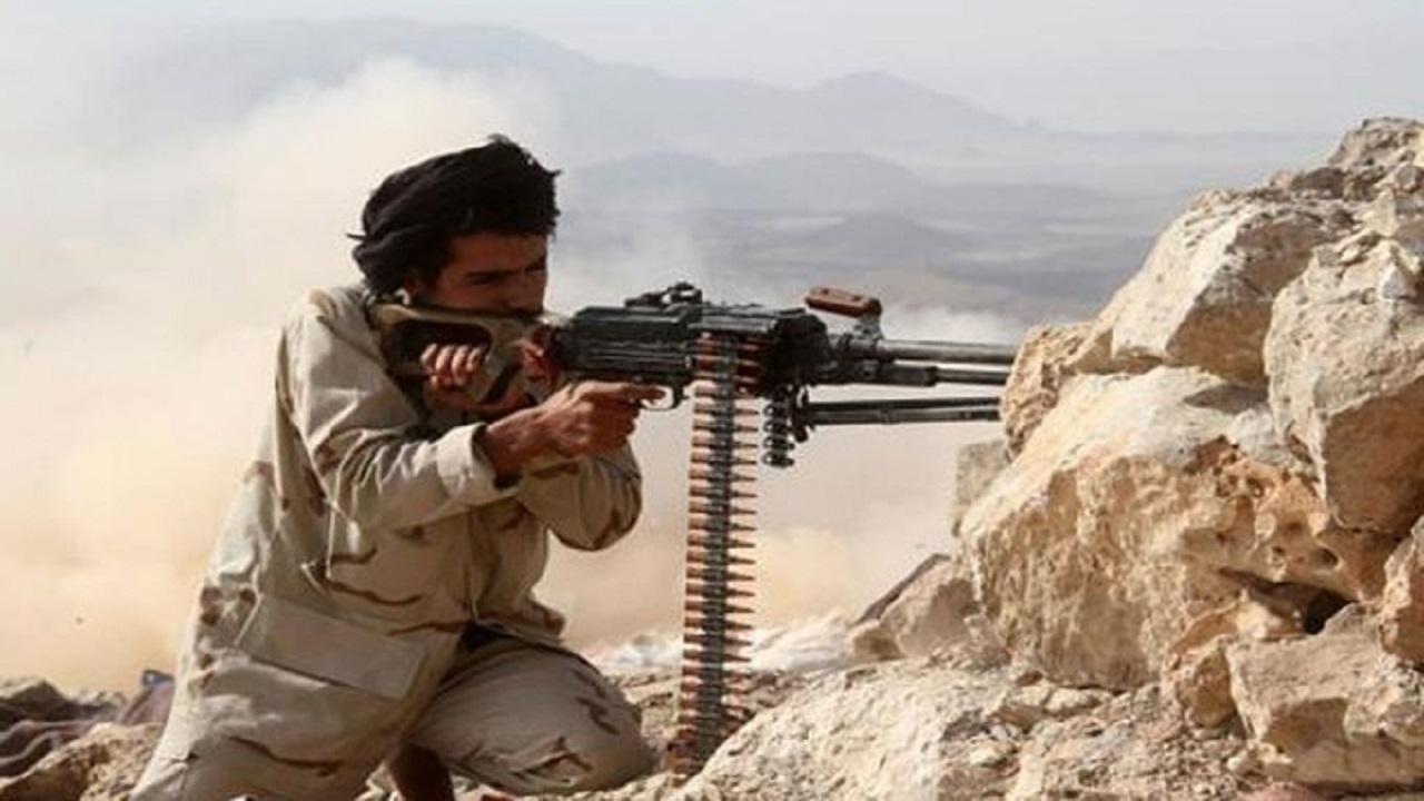 هلاك 10 حوثيين في مواجهات مع الجيش اليمني بالبيضاء