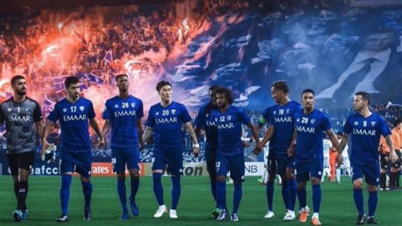 الهلال يصعد إلى دوري أبطال آسيا 2021 رسميًا