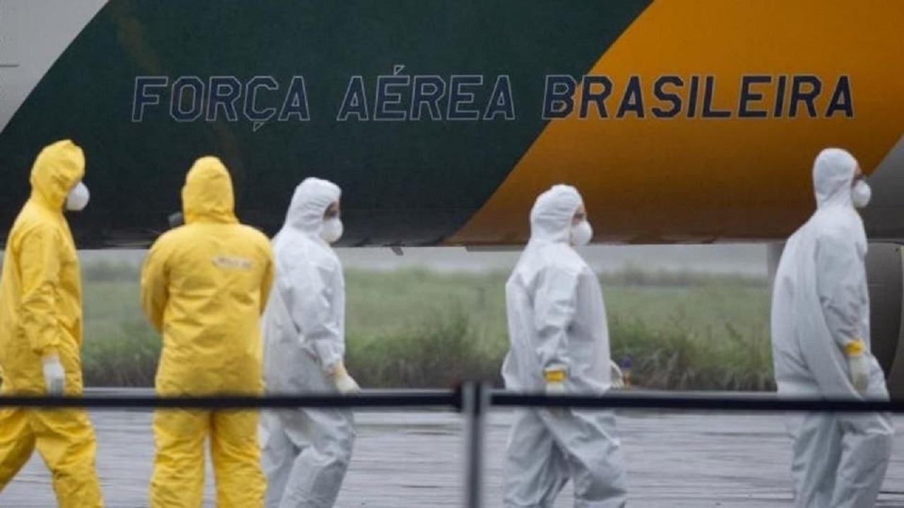 البرازيل تسجل رقمًا مرعبًا جديدًا في إصابات كورونا