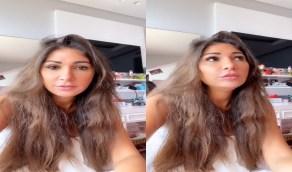 """بالفيديو..ديما صادق لحزب الله: """" اللي عملتوه إسرائيل ما عملته فينا """""""