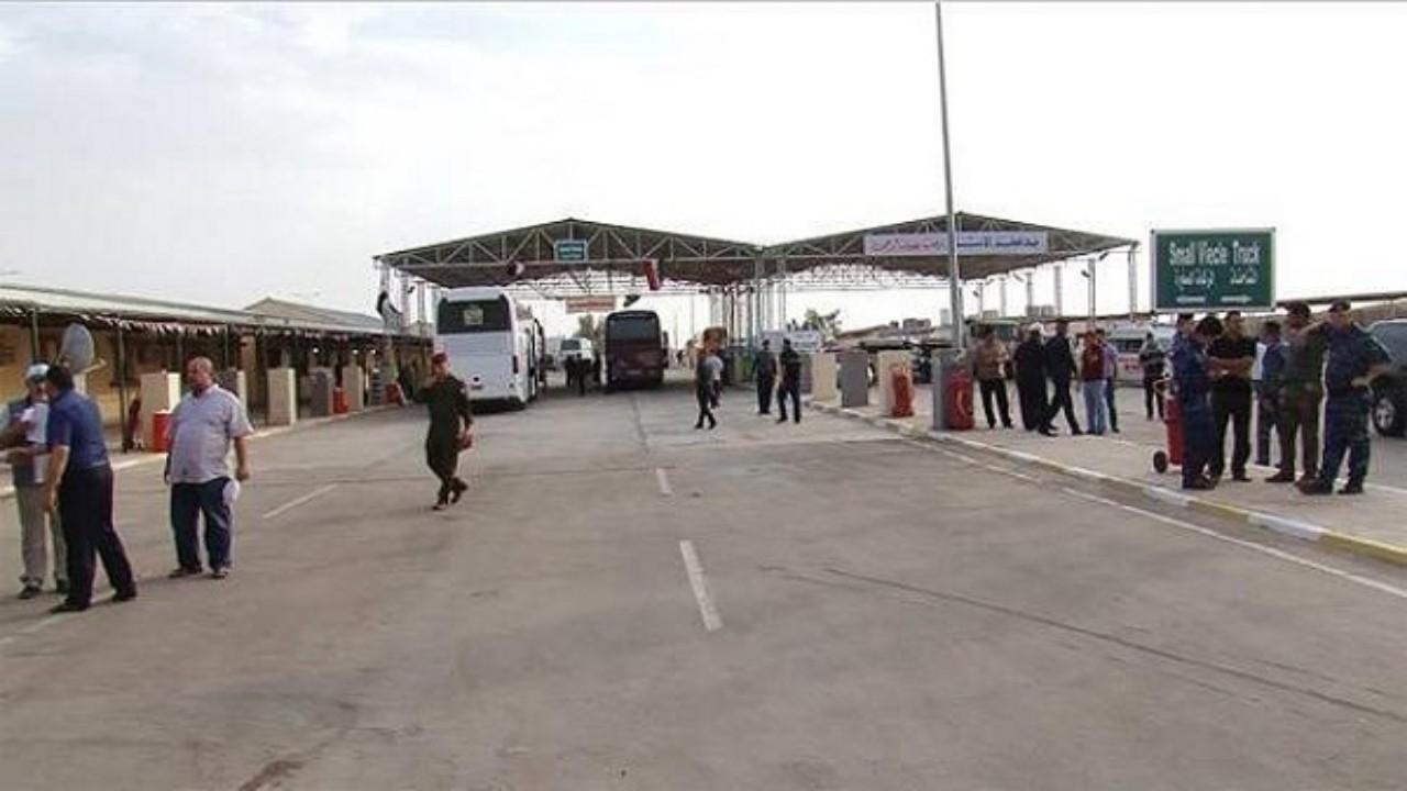 «المنافذ العراقية»: موعد فتح معبر جديدة عرعر يعود للجهات العليا