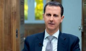إغماء بشار الأسد أمام مجلس الشعب