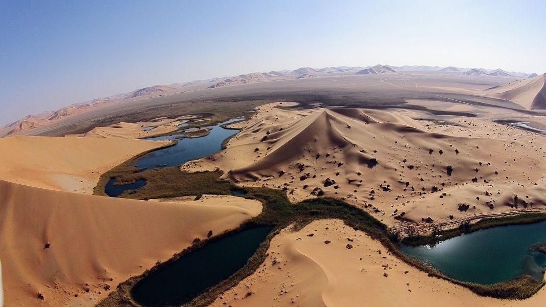 الطبيعة الصحراوية بالمملكة تأسر القلوب