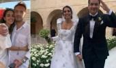 بالفيديو.. الشرطة توقف حفل زفاف أسطوري لملكة جمال لبنان