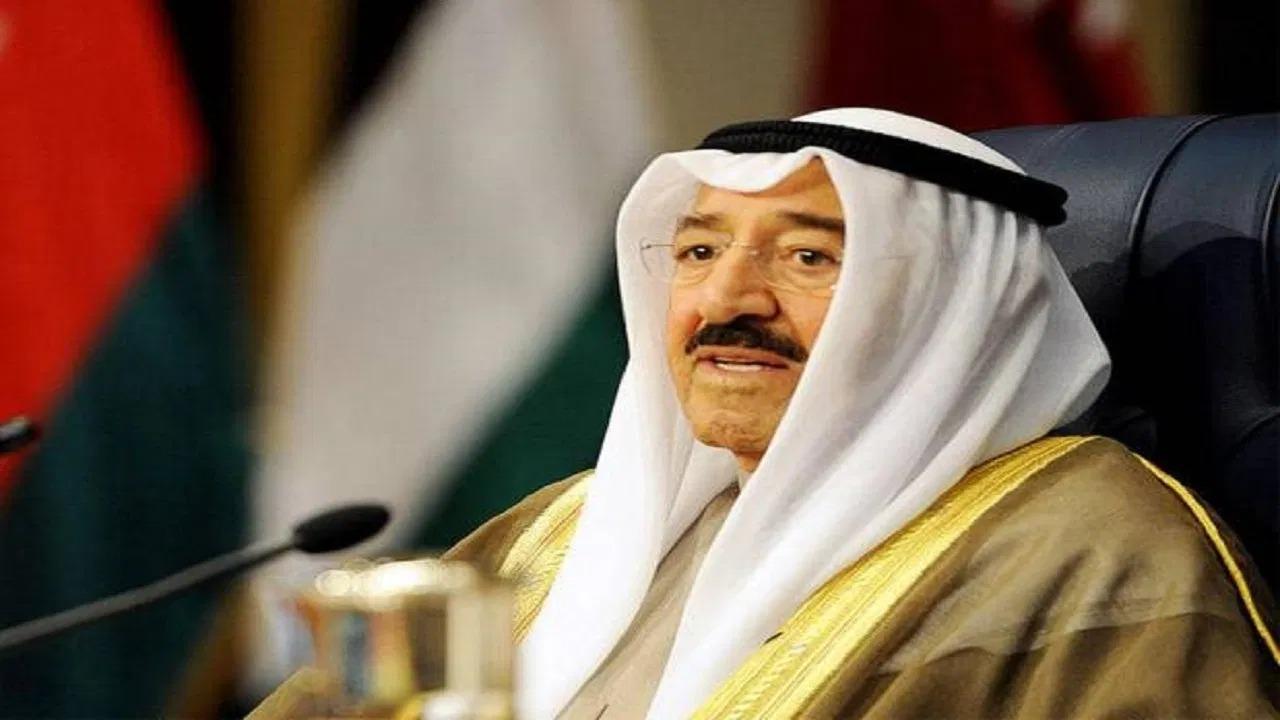 أخر تطورات الحالة الصحية لأمير الكويت