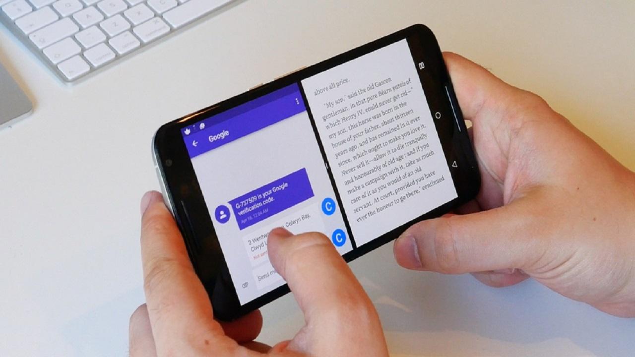 طريقة استخدام تطبيقين في آن واحد على هاتف أندرويد
