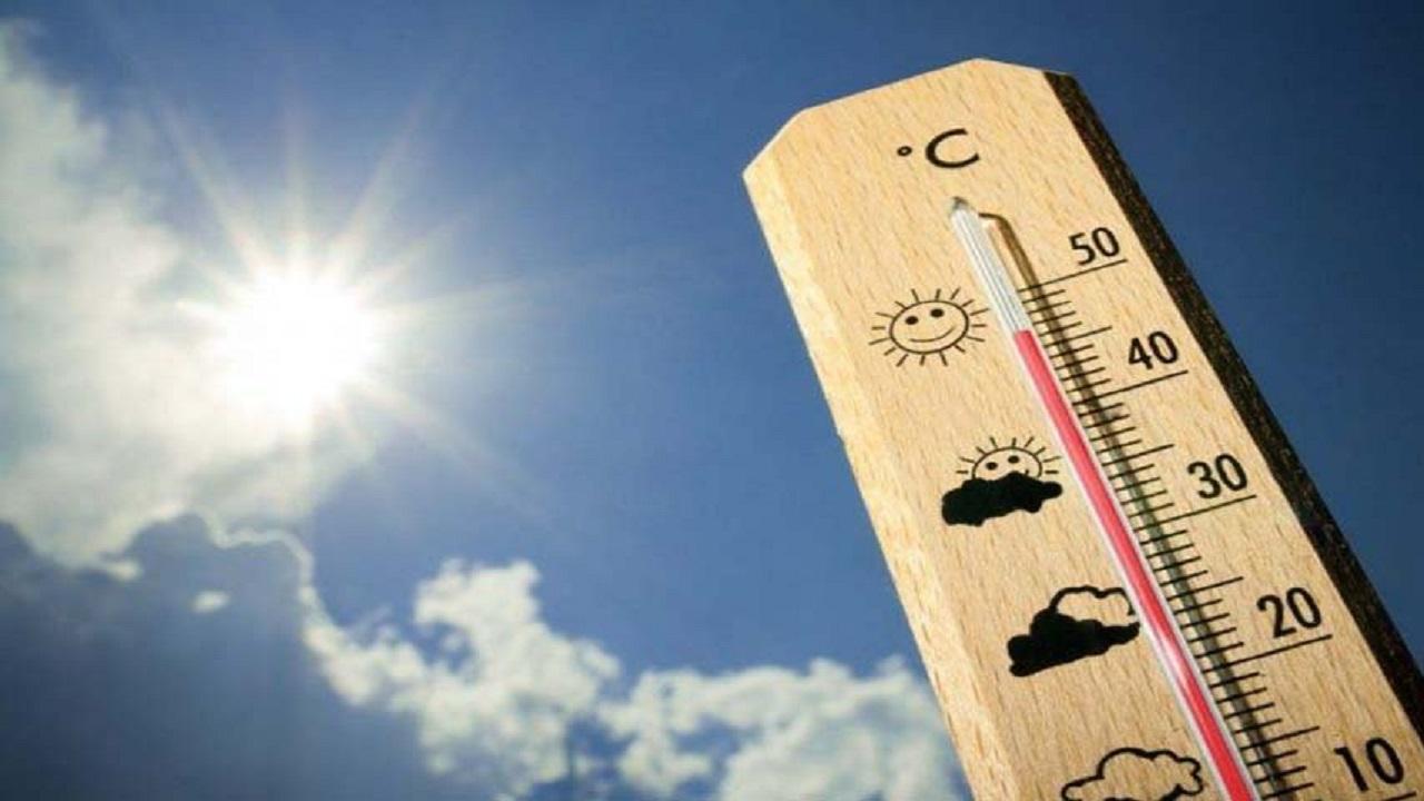 بالفيديو.. الأرصاد: الشرقية أكثر المناطق ارتفاعا في درجة الحرارة.. و الدمام لامست الـ 50 درجة مئوية