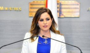 بالفيديو.. وزيرة الإعلام اللبنانية تعلن استقالتها من منصبها