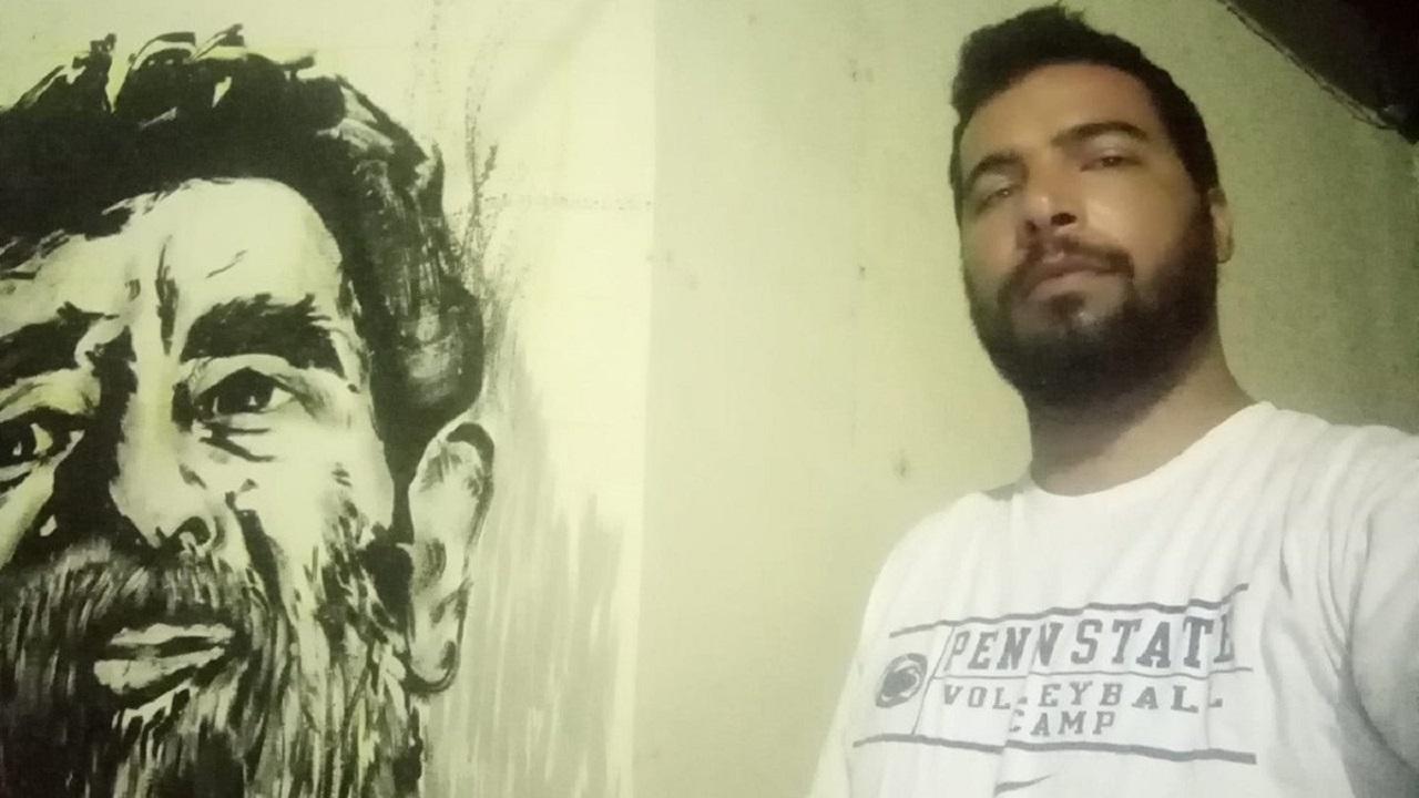 رسمة لصدام حسين تحيل شابًا تونسيًا للتحقيق