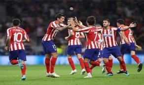 كورونا يضرب أتلتيكو مدريد قبل أيام من ربع نهائي دوري الأبطال