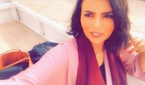 شاهد.. هيفاء الطويلعي تصاب بالرعب بسبب موقف مفاجئ