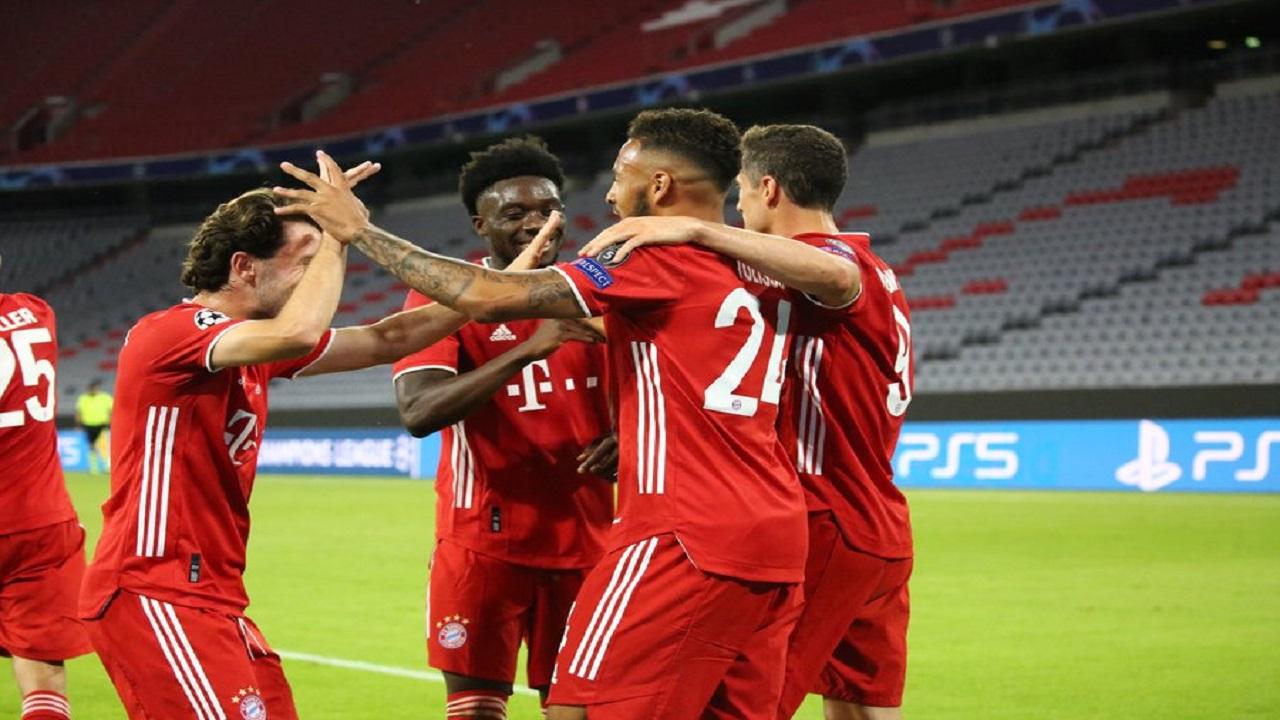 بايرن ميونخ يفوز على تشيلسي ويتأهل لربع نهائي دوري الأبطال