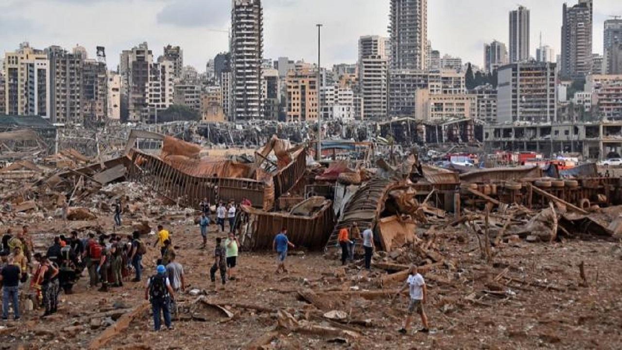 مطالبات بتحقيق دولي في انفجار مرفأ بيروت