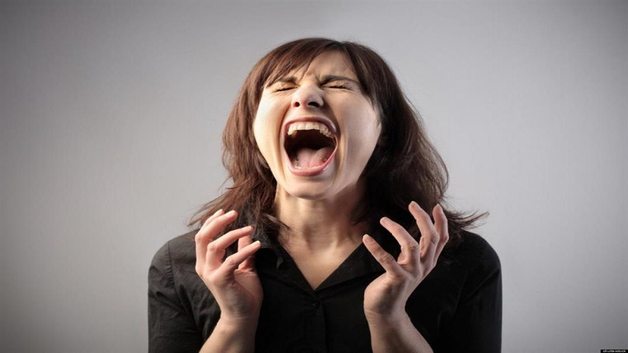 الصراخ يعالج بعض المشكلات النفسية
