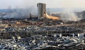 العراق يمد لبنان بالوقود والقمح بعد انفجار بيروت