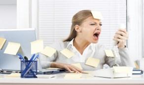 ضغوط العمل تتسبب في فقدان الذاكرة والشيخوخة